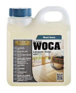 WOCA Natuurzeep voor laminaatvloeren