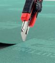 secura ondervloer snijden