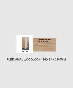 Plint amal woodlook