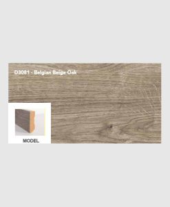 Plint belgian beige oak
