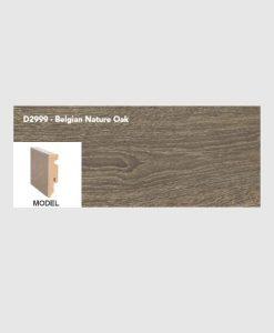 Plint belgian nature oak