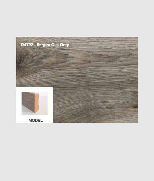 Plint bergen oak grey