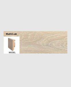 Plint madrid oak