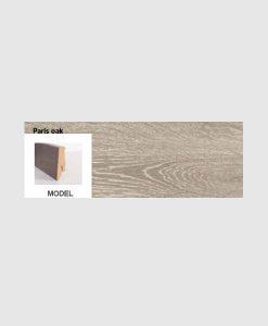 Plint paris oak