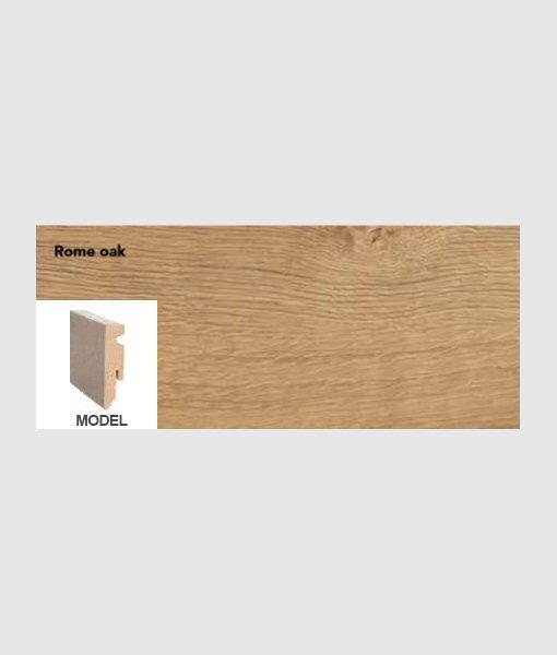 Plint rome oak