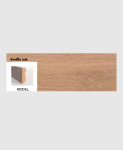 Plint sevilla oak