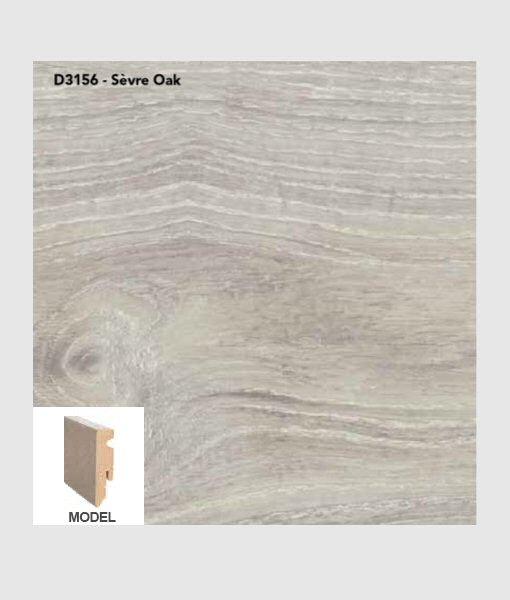 Plint sevre oak