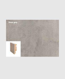 Plint stone grey