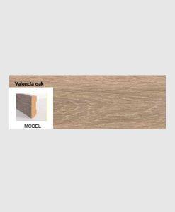 Plint valencia oak