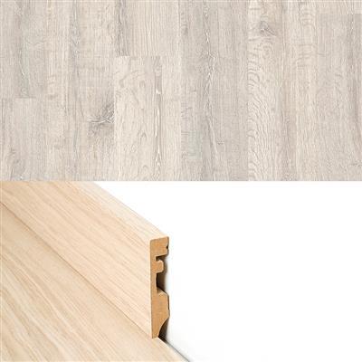 Quick-Step Plint Reclaimed Patina Eik Wit – QSPSKR01653