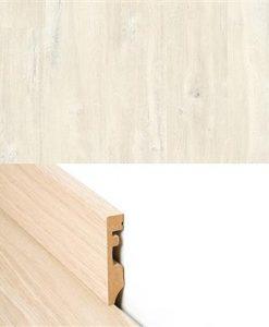 Quick-Step plint Witte eik Charlotte - QSPSKR03178