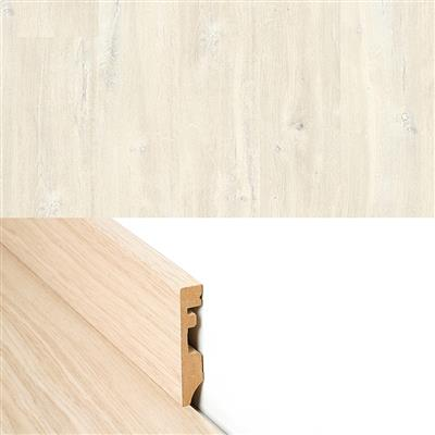 Quick-Step plint Witte eik Charlotte – QSPSKR03178